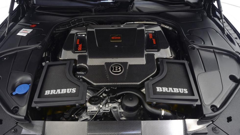 Brabus Rocket 900 Coupé motor