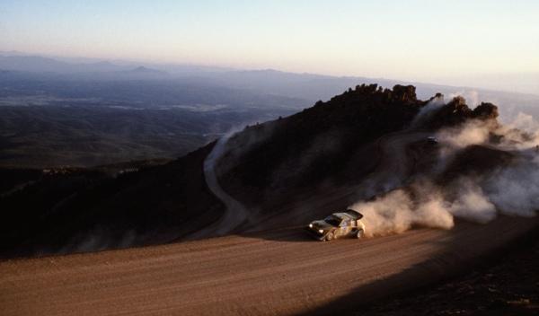 Peugeot 205 T16 ari vatanen pikes peak