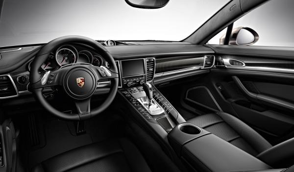 Porsche Macan salpicadero
