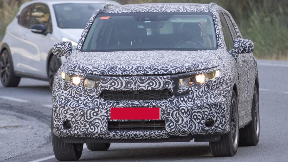Nuevo SUV de Honda