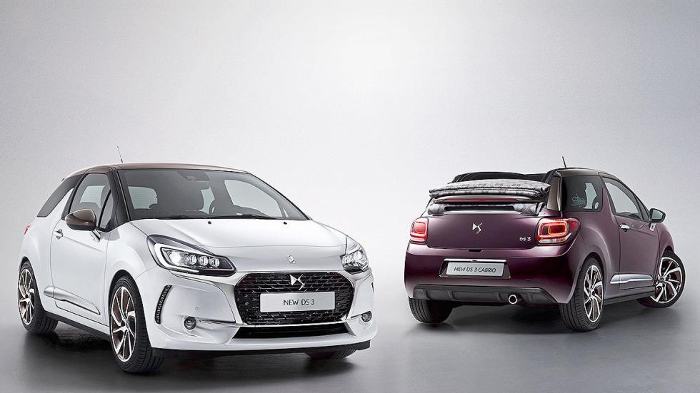 Citroën DS3 y DS3 Cabrio 2016