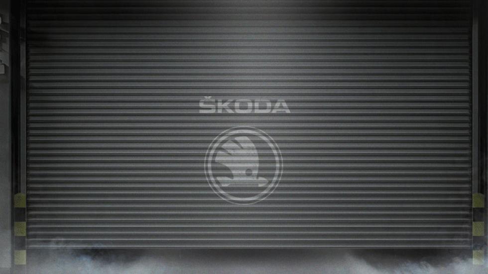 ¿Skoda-SUV Kodiak?