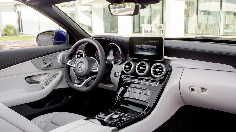 Mercedes Clase C Cabrio 2016