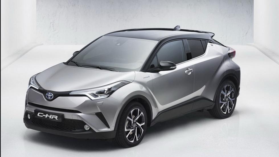 Toyota C-HR frontal