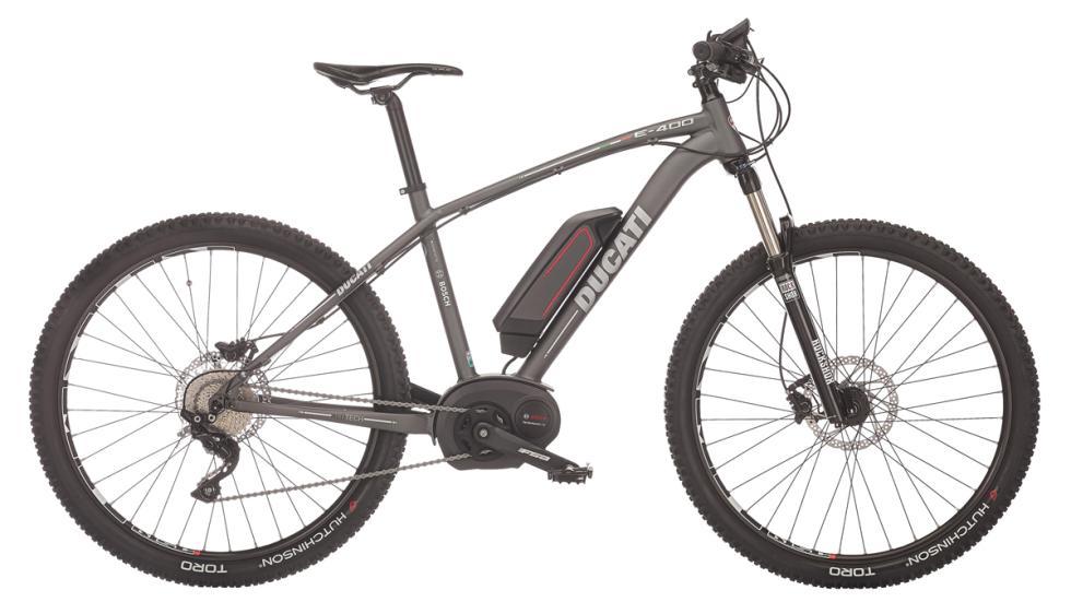 modelo bicicleta ducati bianchi 400