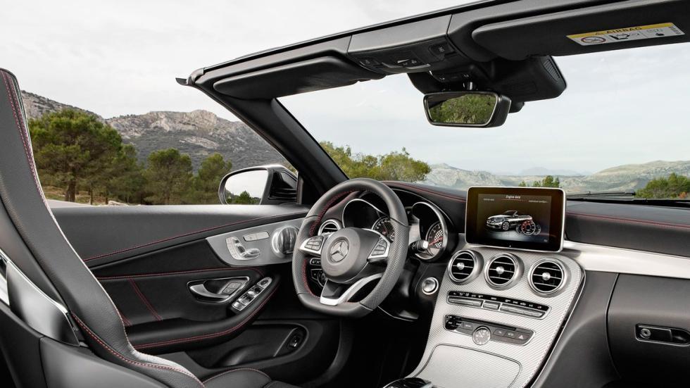 Mercedes C43 AMG Cabrio 4Matic