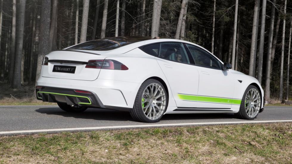 Tesla Model S Mansory