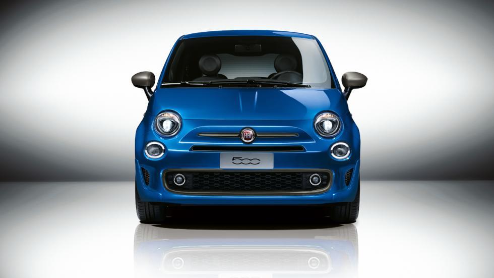 Fiat 500S 2016 morro
