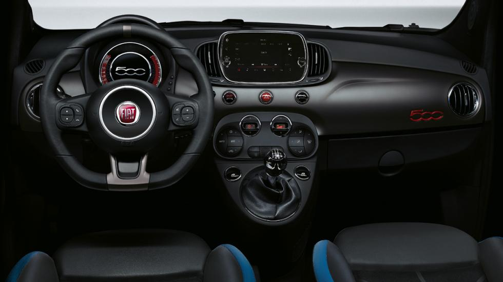 Fiat 500S 2016 salpicadero