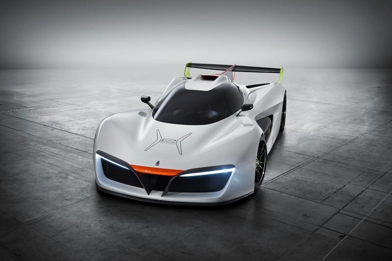 Pininfarina H2 Speed morro