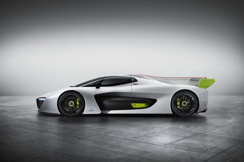 Pininfarina H2 Speed lateral