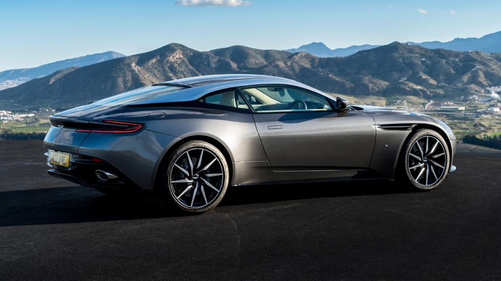 Aston Martin DB11 2016 lateral