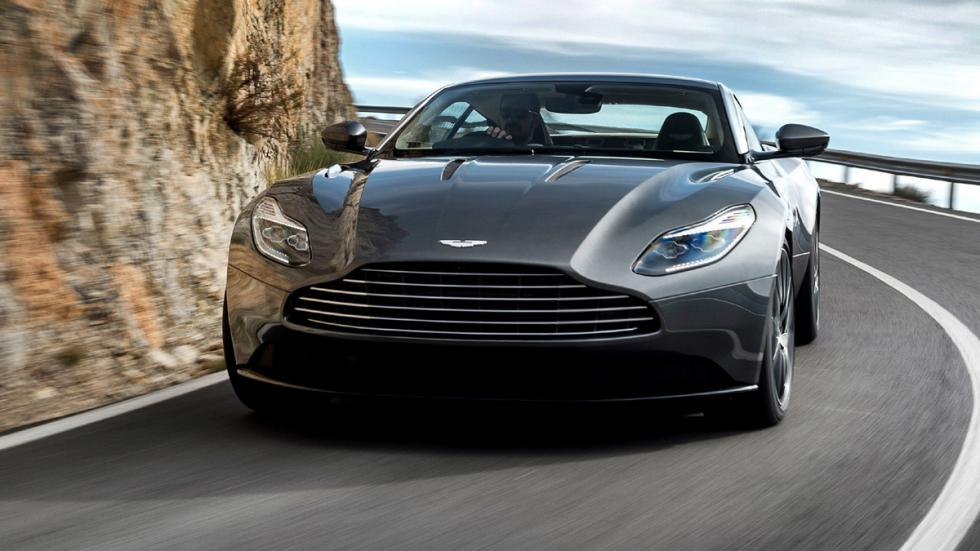 Aston Martin DB11 2016 morro
