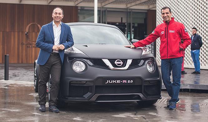 Ruta Calçotada Marc Gené Nissan Juke-R 2.0