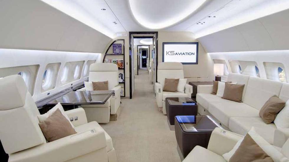 interiores jet