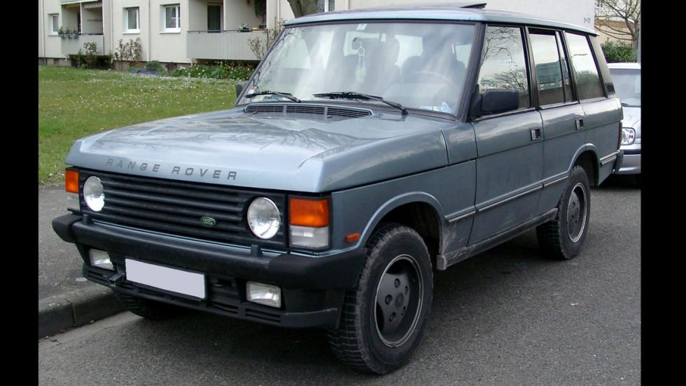 Land Rover 4x4 (1990)