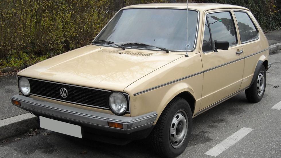 VW Golf (1980)