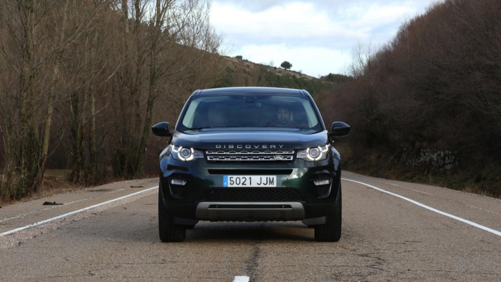 Land Rover Discovery Sport frontal