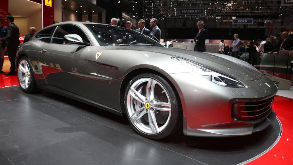 Ferrari GTC4Lusso 2016 delantera