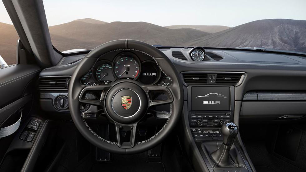 Nuevo Porsche 911 R volante