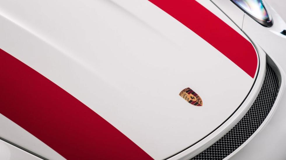 Nuevo Porsche 911 R morro