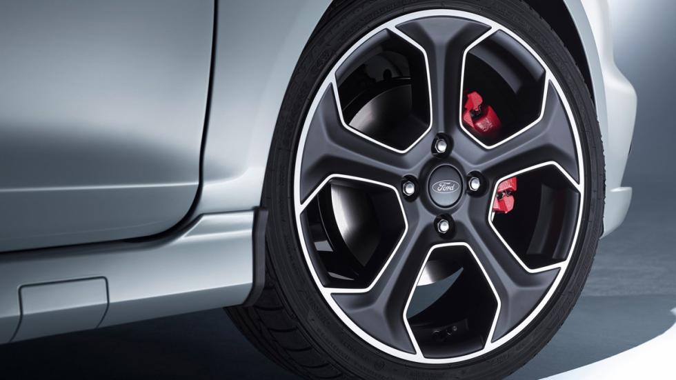 Ford Fiesta ST200 2016 llantas