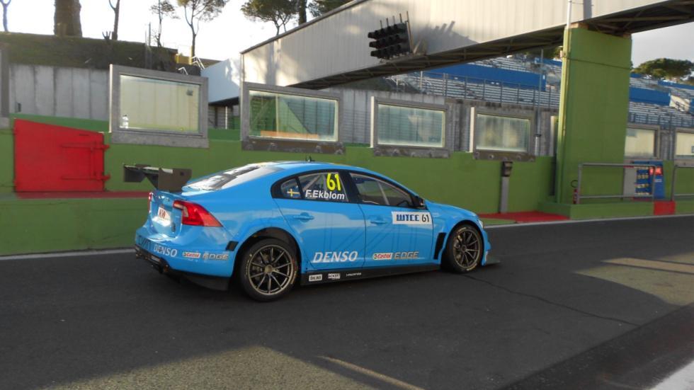 Volvo llega al WTCC
