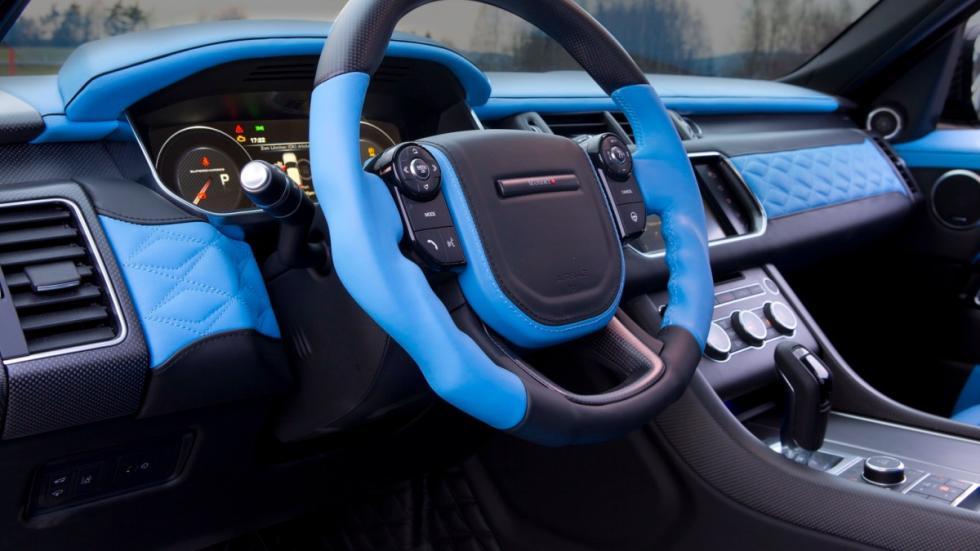 Range Rover Sport Mansory volante