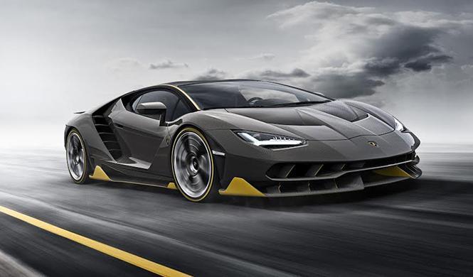 Lamborghini Centenario portada Forza Xbox