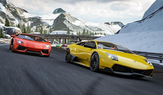Lamborghini Centenario portada Forza Xbox 2