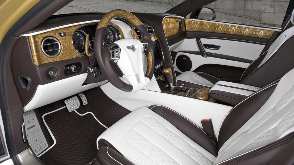 Bentley Flying Spur Mansory interior