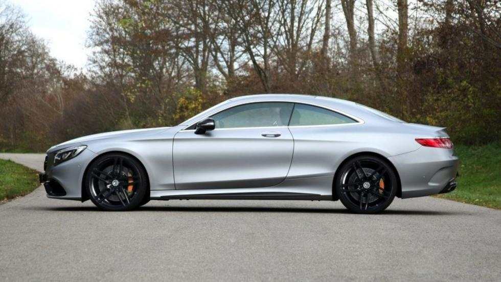 Mercedes-AMG S63 by G-Power lateral