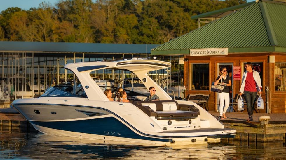 sea ray 310 slx embarcadero