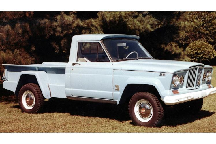 Jeep Gladiator/J-Series (1962-1988)