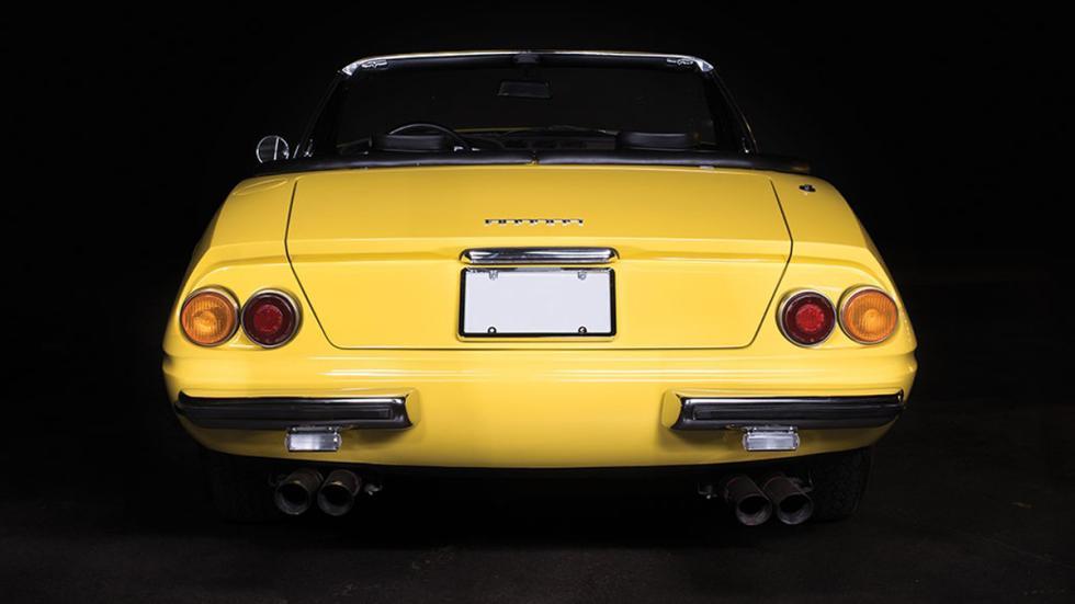 Ferrari 365 GTS/4 Daytona Spider subasta zaga