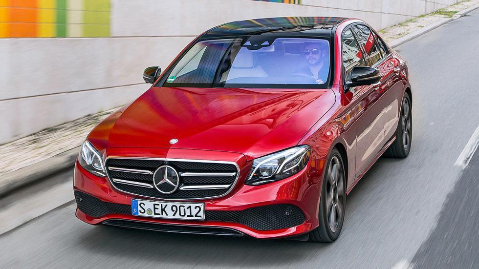 Prueba: nuevo Mercedes Clase E 2016