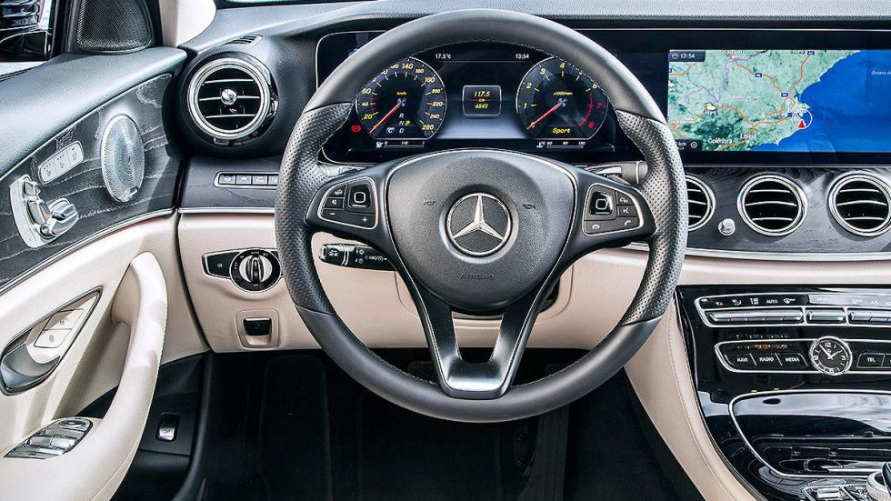 2Prueba: nuevo Mercedes Clase E 2016