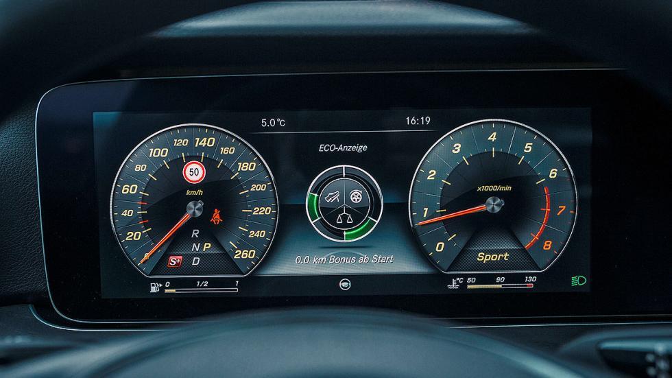 3Prueba: nuevo Mercedes Clase E 2016