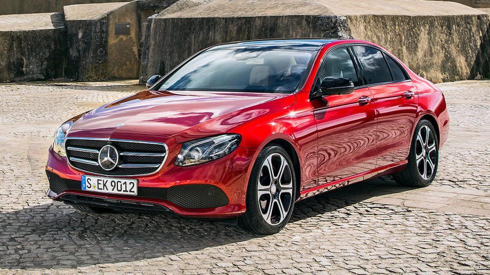 5Prueba: nuevo Mercedes Clase E 2016