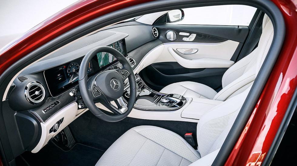 6Prueba: nuevo Mercedes Clase E 2016
