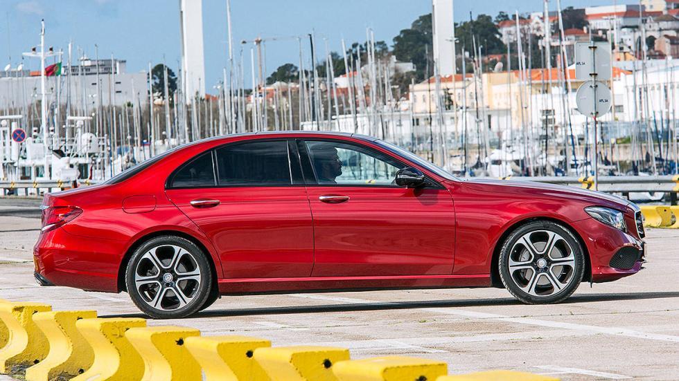 7Prueba: nuevo Mercedes Clase E 2016