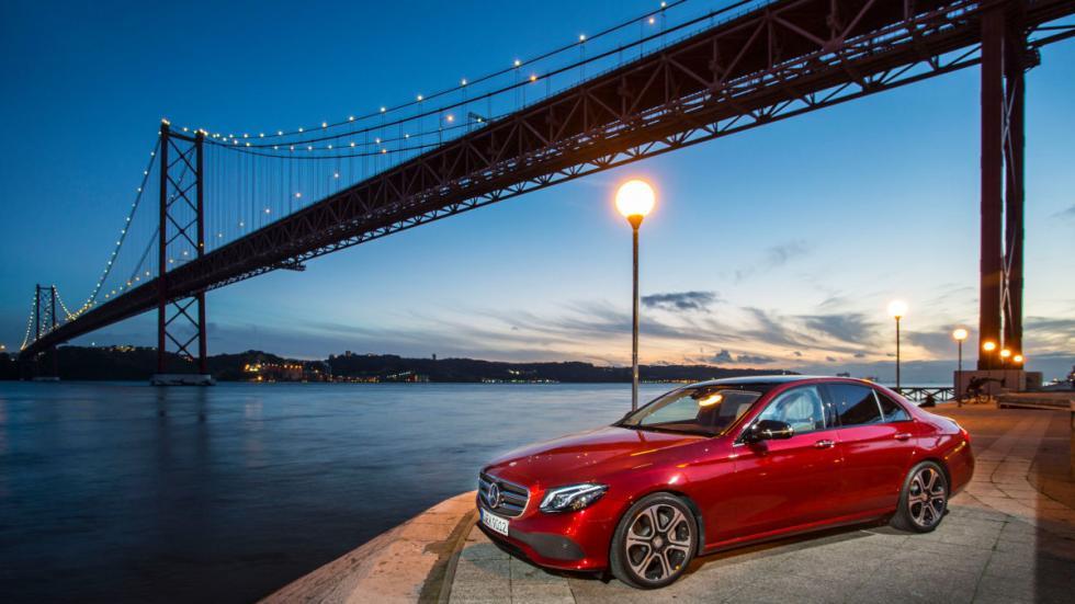 10Prueba: nuevo Mercedes Clase E 2016