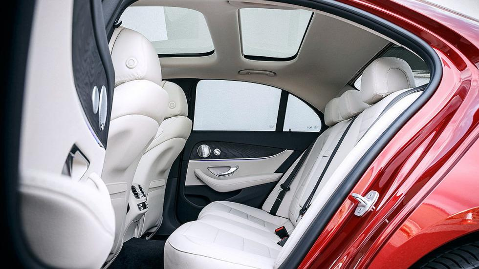 13Prueba: nuevo Mercedes Clase E 2016