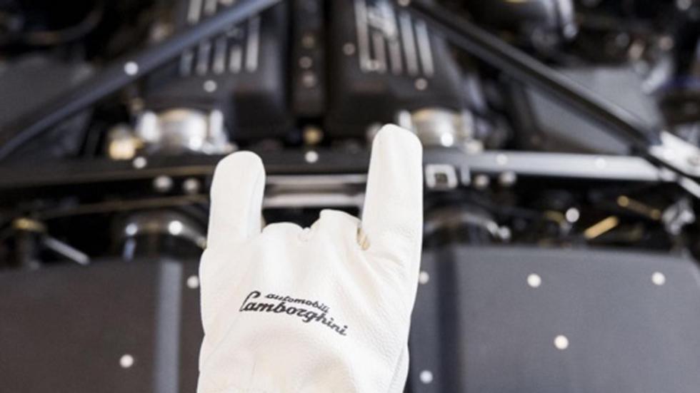 guantes lamborghini