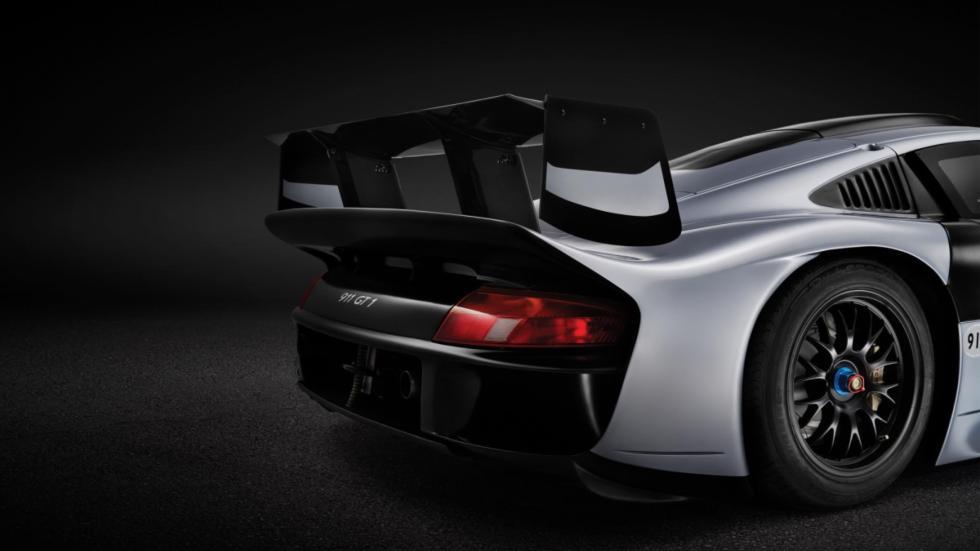 porsche 911 GT1 1997 trasera
