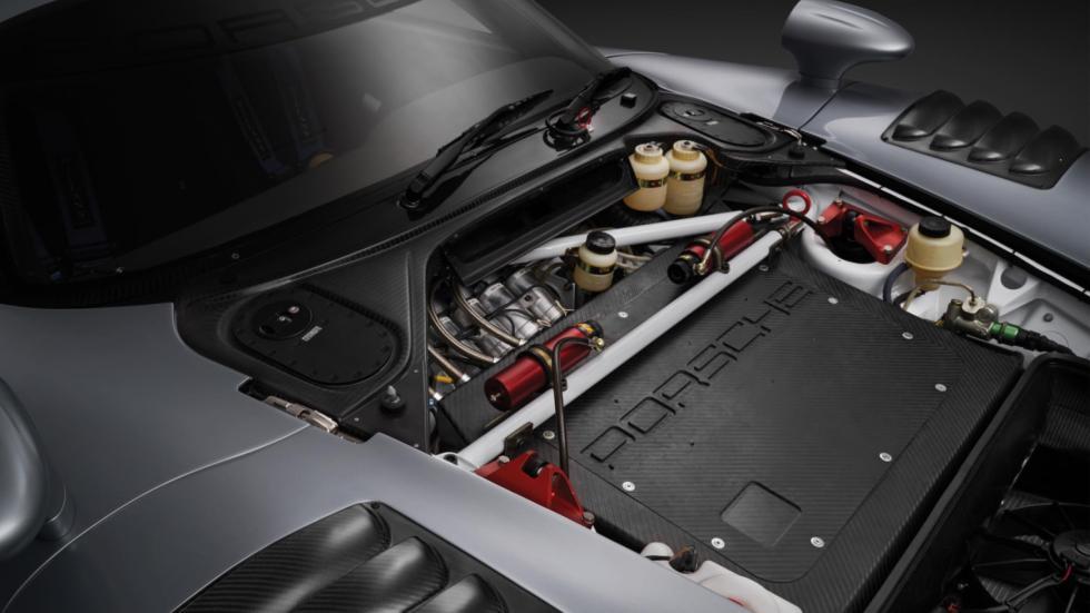 porsche 911 GT1 1997 hueco