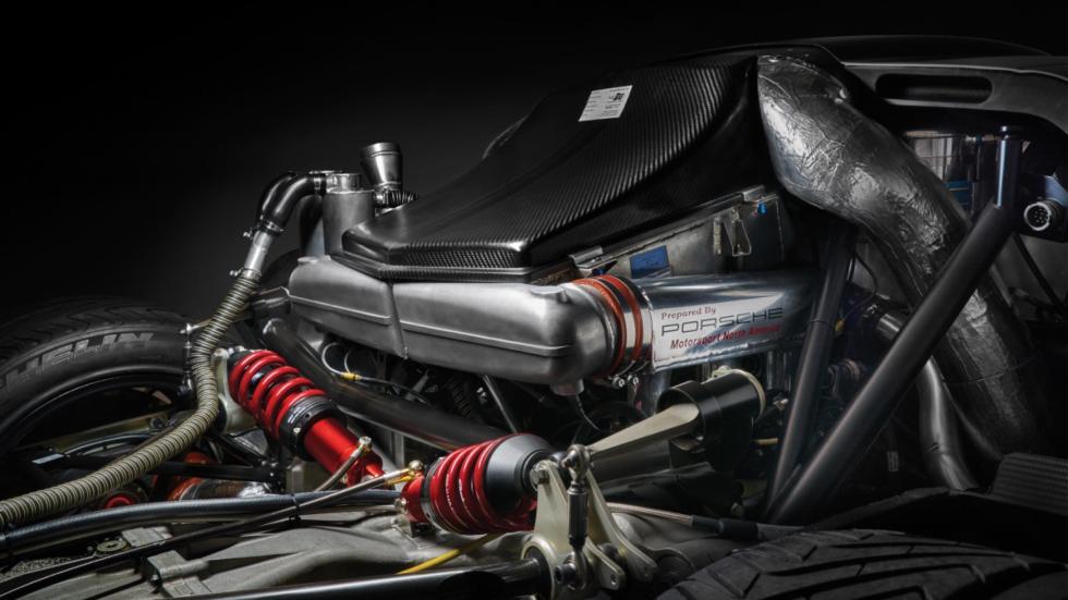 porsche 911 GT1 1997 escape