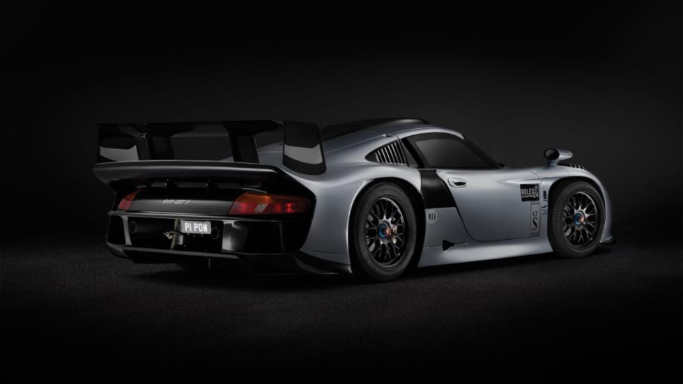 porsche 911 GT1 1997 zaga