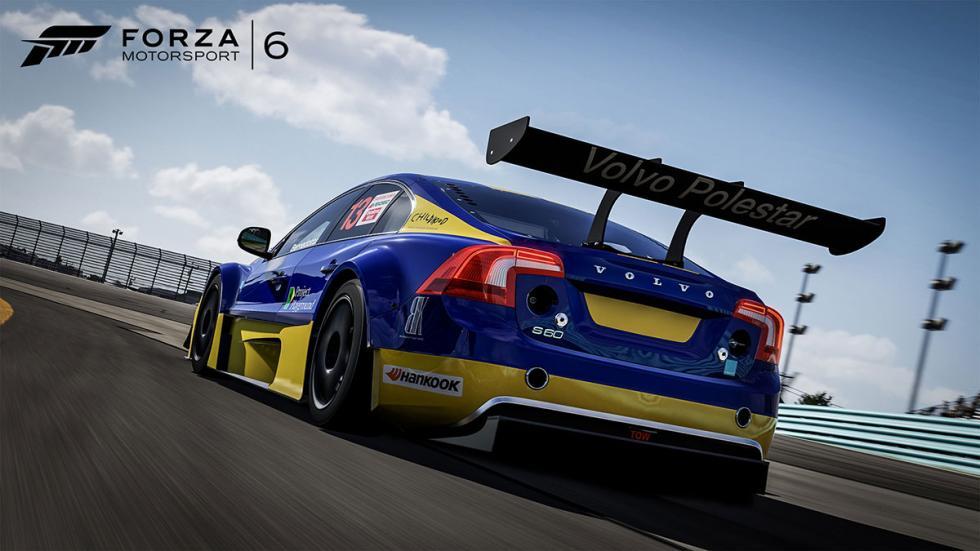 Un Volvo de Forza Motorsport 6