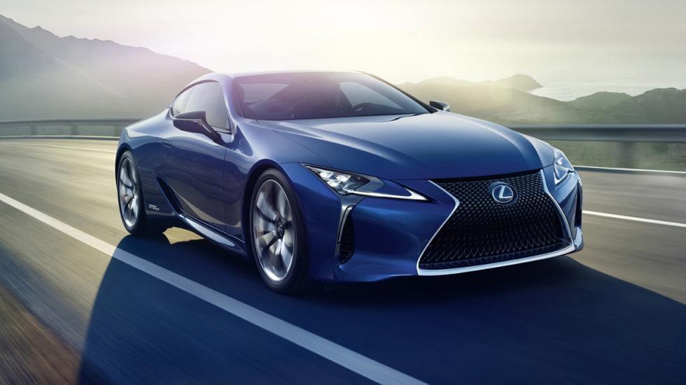 marcas-coches-más-fiables-Lexus